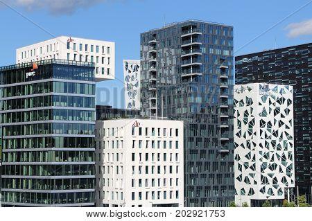 Oslo City, Norway