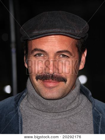 """LOS ANGELES - MAR 07:  Billy Zane arrives at the """"Red Riding Hood"""" premiere on March 7, 2011 in Hollywood, CA"""