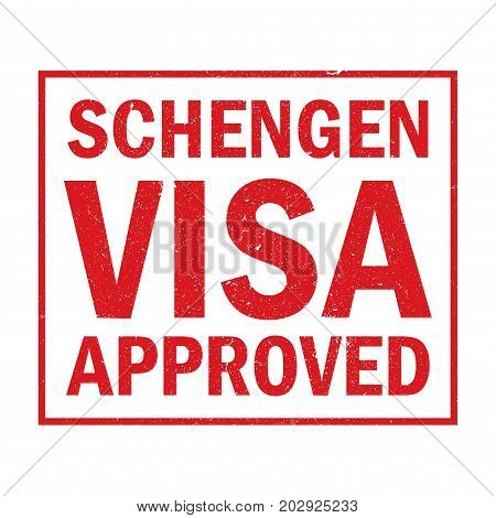 Schengen Visa Approved,