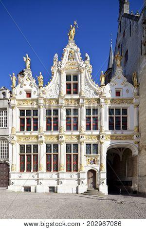 Peace Court Of Bruges