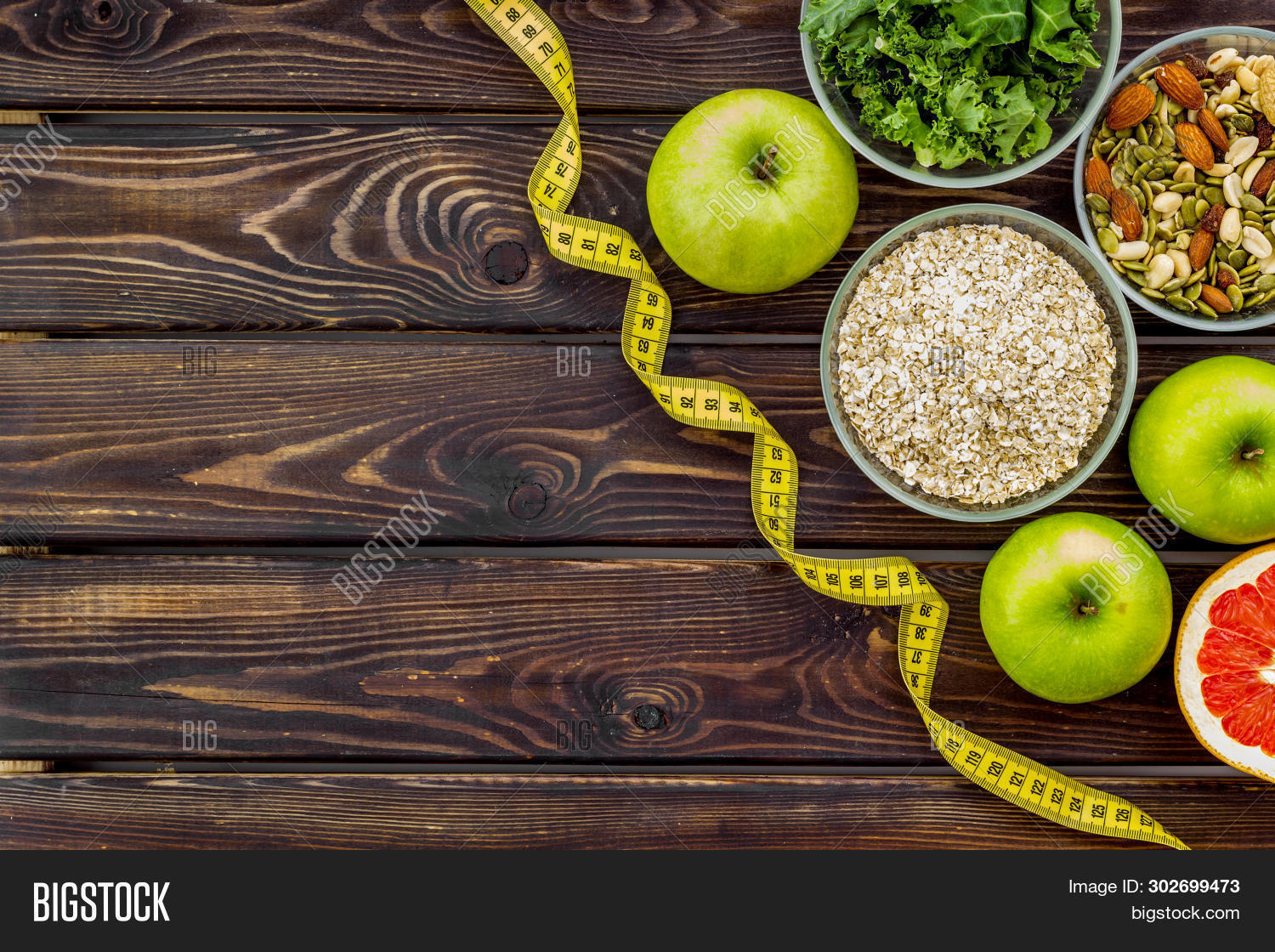 Diet Weight Loss Image Photo Free Trial Bigstock