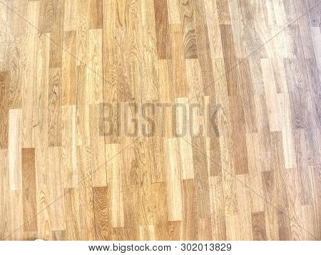 Patterned Wooden Floor Textured Background. Rustic, Shabby Chick Wooden Background. Aged Wood Planks