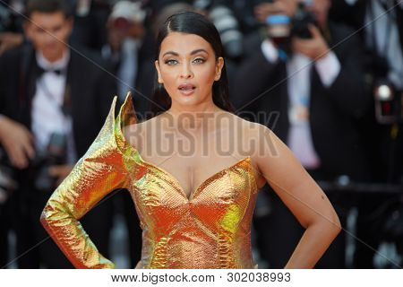 Aishwarya Rai attends the screening of