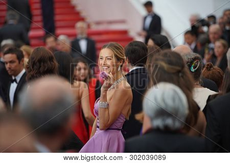 Petra Nemcova attends the screening of