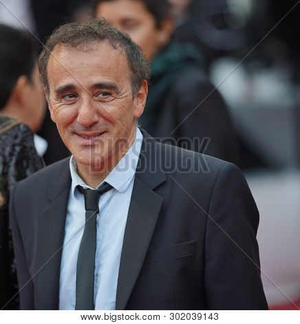 Elie Semoun attends the screening of