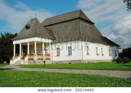 Manor house in Transylvania