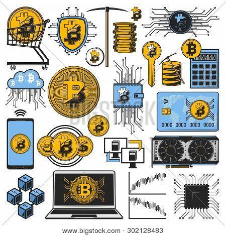 c bitcoin miner