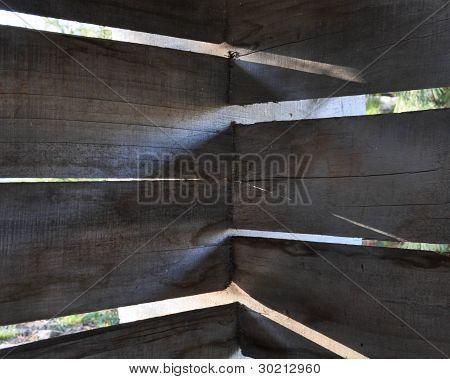 Corner Planks