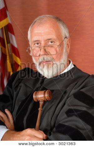 Senior American Judge