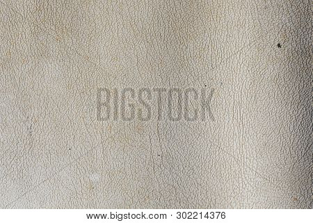 Texture Of Old Leather Beige