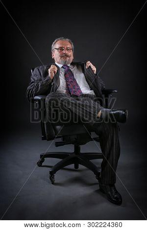 Imposing Man