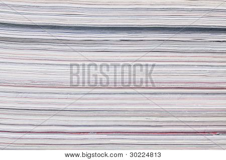 Densely Stacked Logs