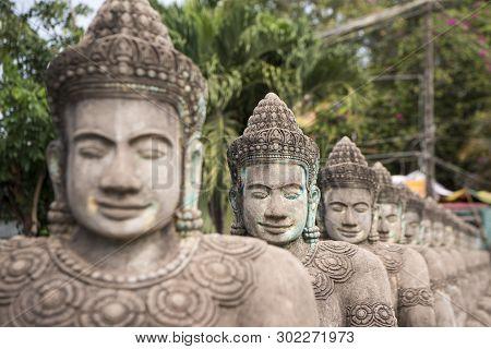 Cambodia Siem Reap War Memorial
