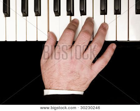 Hands - Piano Player