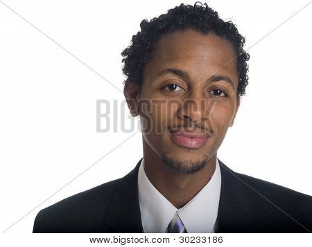 Businessman - Happy Smile