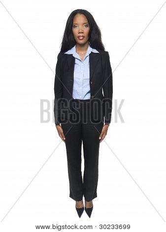 Businesswoman - Full Confidence
