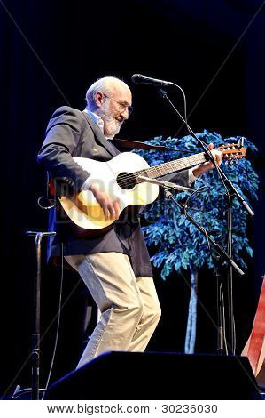 Folk Music With Paul Stookey