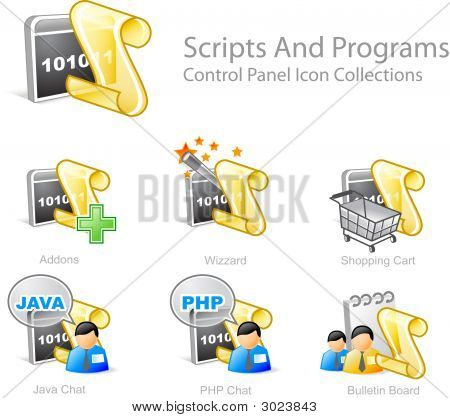 Scripts And Programs 2 - Cpanel Set