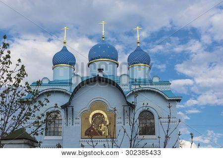 Svyatoozersky Iversky Women's Monastery, 05.05.2019, Mugreevsky Village, Yuzhsky District, Ivanovo R