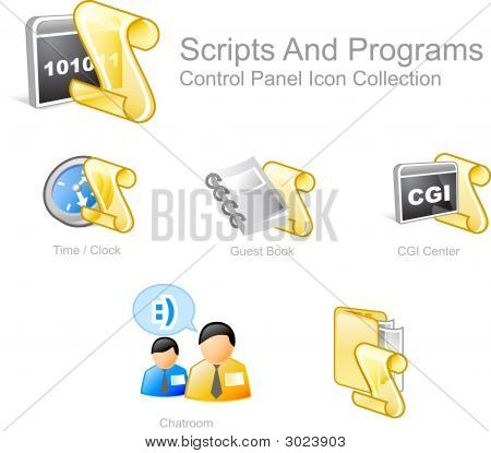 Scripts And Programs - Cpanel Set
