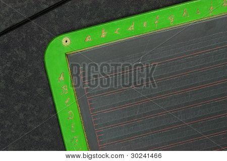 ABC - Vintage Tablet