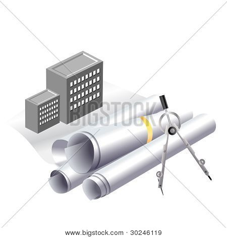 engineering project artwork