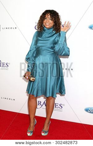 LOS ANGELES - MAY 21:  Angela Yee at the Gracies Awards 2019 at the Beverly Wilshire Hotel on May 21, 2019 in Beverly Hills, CA