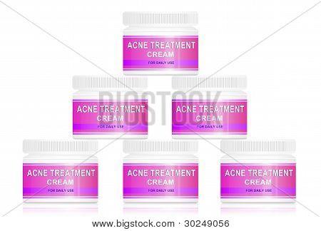 Acne Cream.
