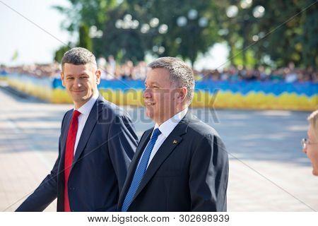 05.20.2019 Ukraine. Kyiv. Arsen Avakov At The Inauguration Of The President Of Ukraine Vladimir Zele