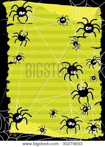 Halloween Cute Spider