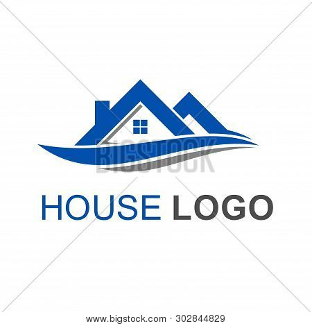 House Logo, House Logo Vector, House Icon, House Icon Vector Isolated On White Background, . House I