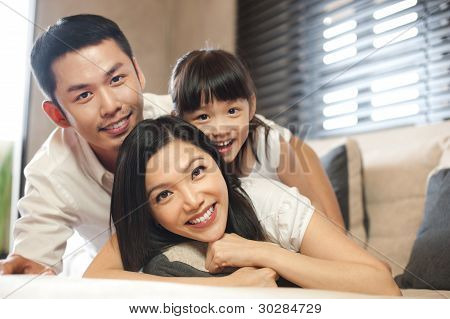 Asian Family Lifestyle