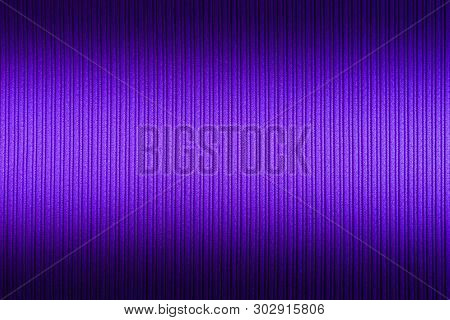 Decorative Background Lilac, Violet Color, Striped Texture Upper And Lower Gradient. Wallpaper. Art.