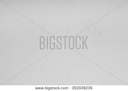 Gray Or Dirty White Distressed Paint Texture Background With Copy Space