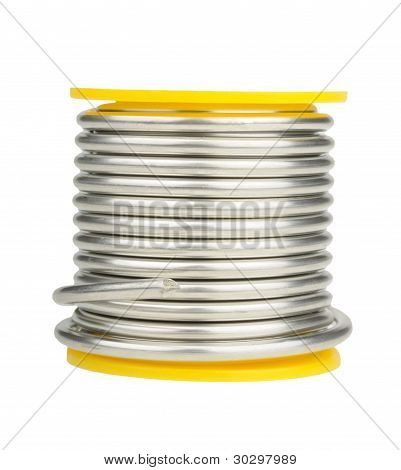 Spool Of Tin Solder
