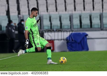 Torino, 03th January 2021. Juan Musso Of Udinese Calcio  During The Serie A Match Between Juventus F