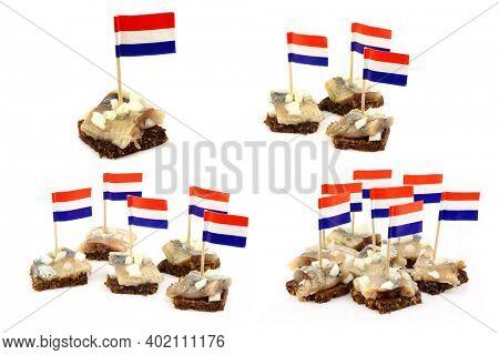 Fresh herring (Dutch