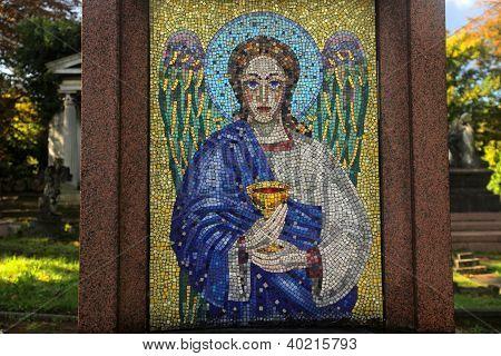 Tiled mosaic