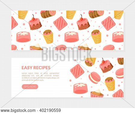 Easy Recipes Landing Page Template, Cooking Course, Class, Tasty Recipes, Online Food Ordering Websi