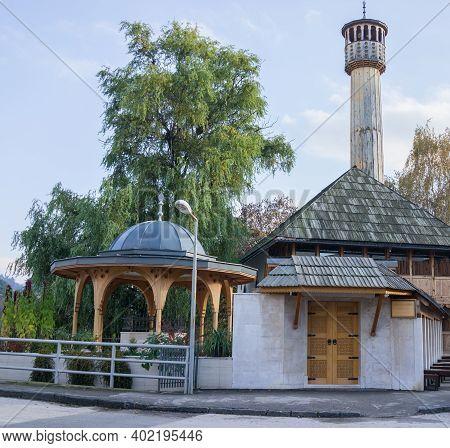 Srebrenica Memorial Center For War Crimes Victims Commited In Bosnian