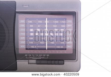 Portable Multi-band Radio
