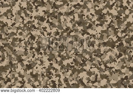 Wilderness Wildlife Camouflage, New Design Patterns That Never Go Out Of Fashion. Can Be Used In Cam
