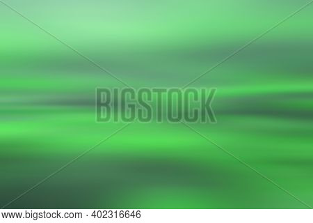 Green Illustration Background. Digital Blur Abstract Green Background. Light Green Pattern Texture B