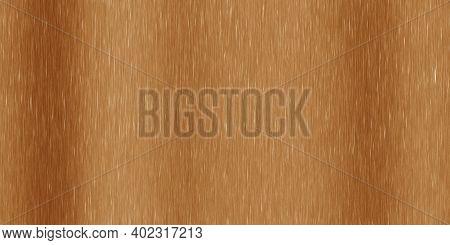 Seamless Brushed Bronze Texture. Bronzed Background Pattern.
