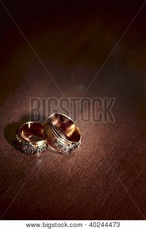 Pair Wedding Rings