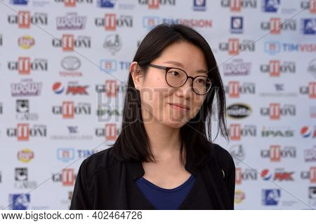 Giffoni Valle Piana, Sa, Italy - July 23, 2019 : Cha Sung-duk At Giffoni Film Festival 2019 - On Jul