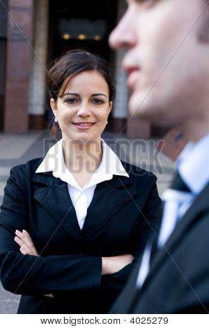 Business Smile