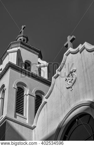 St. Mary's Basilica In Downtown Pheonix, Arizona
