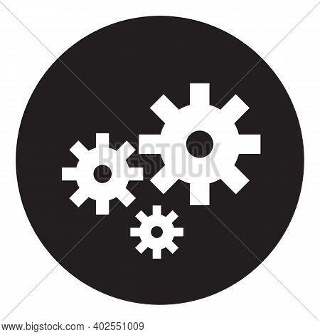 Gear Icon, Gear Icon, Gear Icon Image, Gear Icon Design Illustration, Gear Icon Picture
