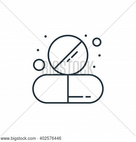 tablet icon isolated on white background. tablet icon thin line outline linear tablet symbol for log